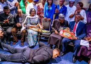 Anything buhari touches is failure